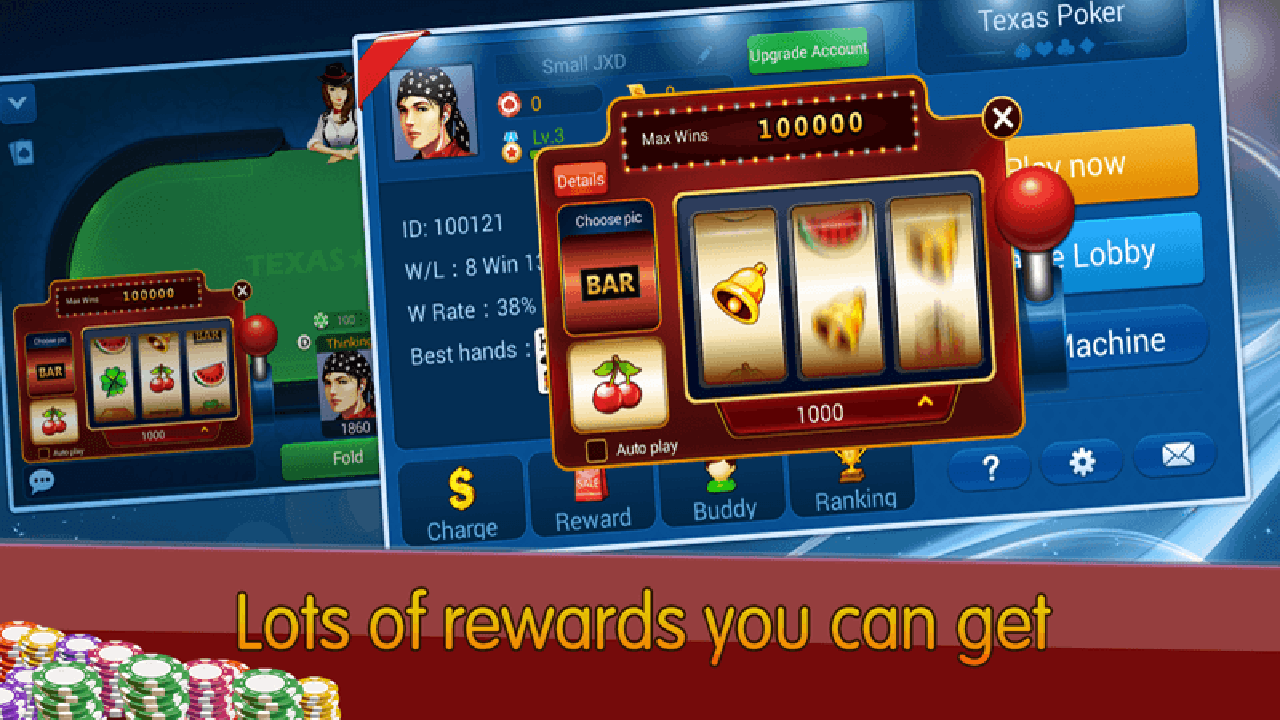 Free Casino Gold Texas Holdem Poker