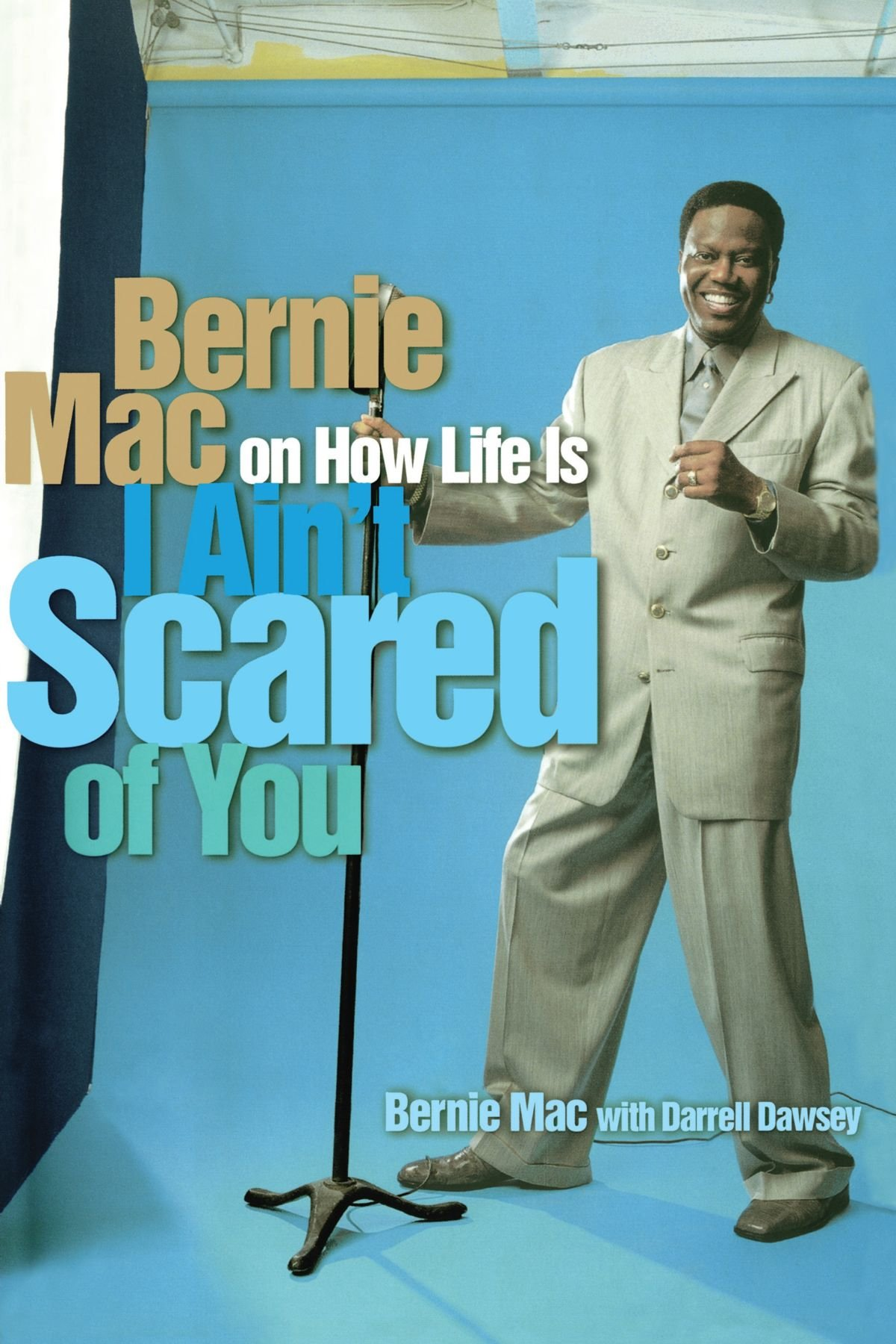 Aint Scared You Bernie Life product image
