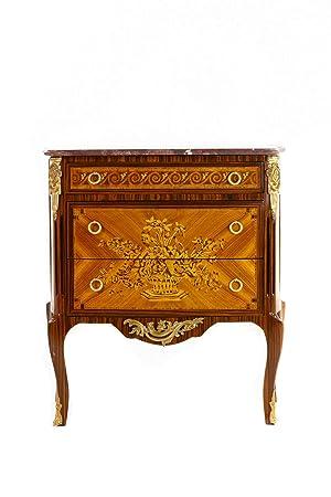 Mousas Gallery Commode Baroque Classique Louis Kenz Bois Fait