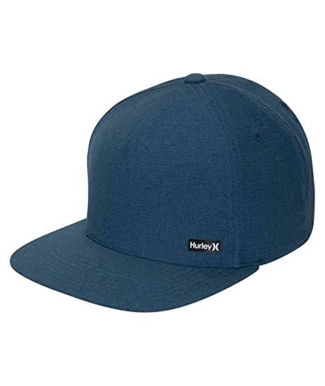 Hurley M Phantom Traveler Hybrid Hat Gorras/Sombreros, Hombre, Black Heather, 1SIZE: Amazon.es: Deportes y aire libre