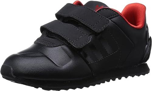 Baskets adidas Originals ZX 700 Dark Vador pour b b gar