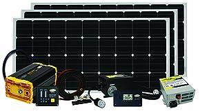 gopower 480 solar generator