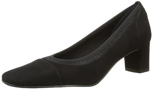 Nieto 300 - Zapatos de Vestir Mujer, Beige, 36 Elizabeth Stuart