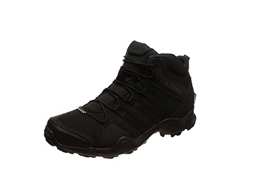 sports shoes edd7d 5746f adidas Men s Terrex Ax2r Mid GTX High Rise Hiking Boots, Black  Negbás Gricin 000