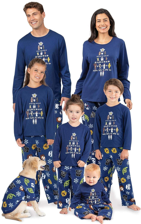 PajamaGram Star Wars Family Pajamas - Fun Christmas Pajamas 14e1bad9a