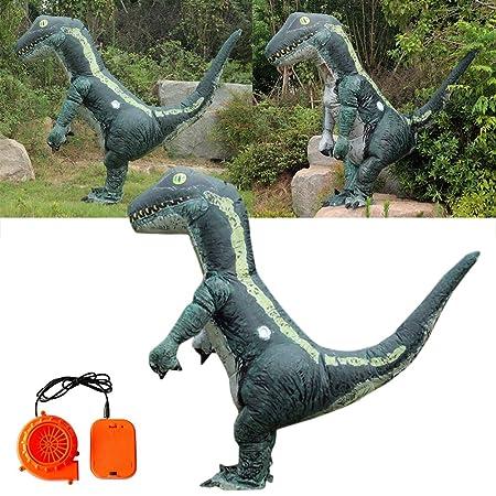 cheerfulus Dinosaur - Traje Hinchable para Disfraz de Fiesta ...