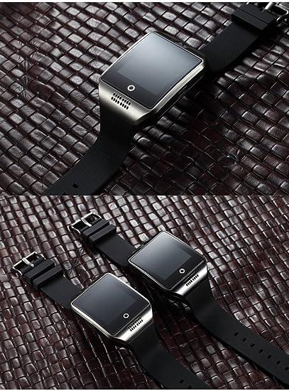 qiufeng Q18 Reloj Inteligente: Amazon.es: Electrónica