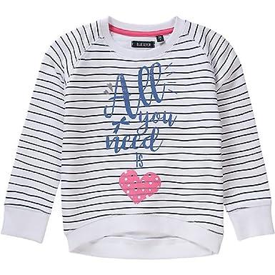 Blue Seven M/ädchen Sweatshirt