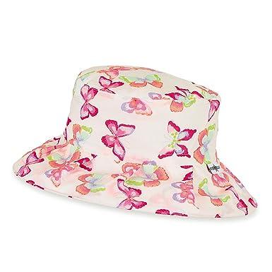 Sterntaler Baby-Mädchen Sonnenhut Fishing Hat  Amazon.de  Bekleidung ab4d23d2c55b