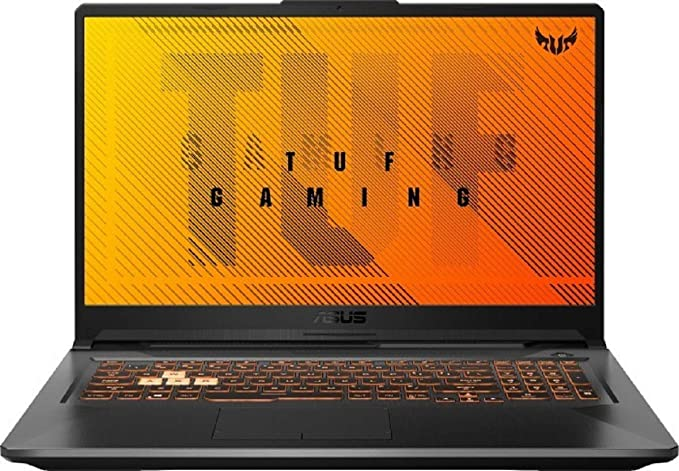 "ASUS TUF Gaming A17 FA706II-H7147T - 17.3"" FHD, Ryzen 5: Amazon.de: Computers & Accessories"