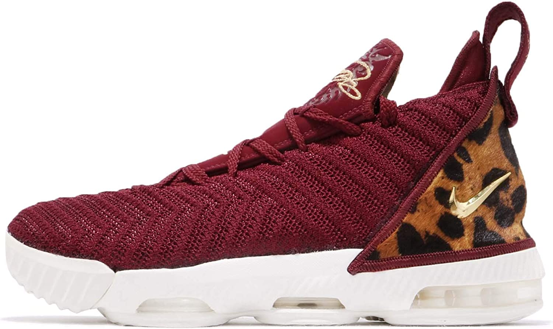 Nike Kid's Lebron XVI GS, Team RED