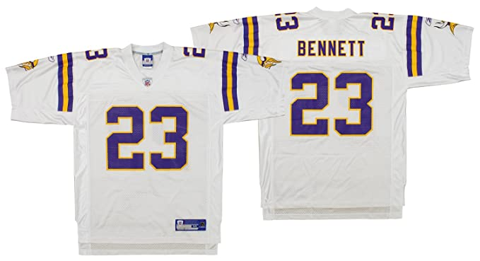 best service 504f2 e12cf Amazon.com : Minnesota Vikings Mens NFL Football Jersey ...