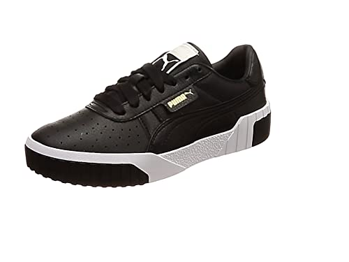 Puma Damen Cali WN's Sneaker Schwarz Black White, 42.5 EU: Amazon.de ...