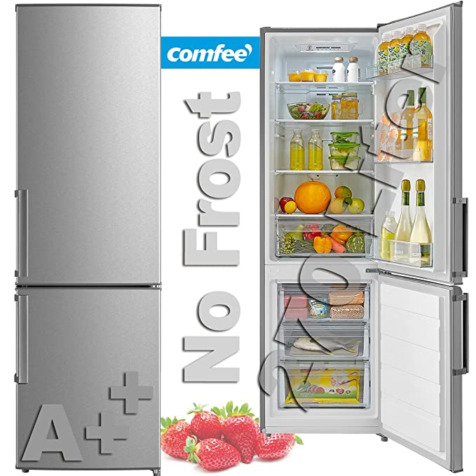 Comfee KGK 180 NFA + + nevera congelador frigorífico LED 180 cm ...