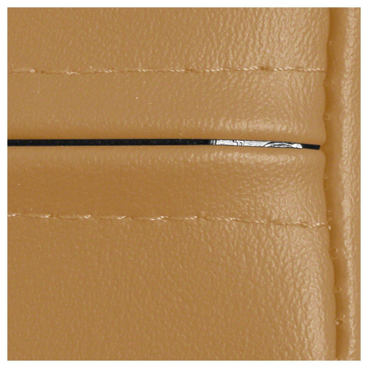 Halbrolle Lagerungsrolle Lagerungskissen mit Kunstlederbezug 60x15x7,5 cm