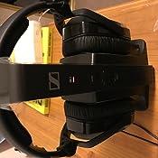 Amazon Com Sennheiser Rs 175 Rf Wireless Headphone System