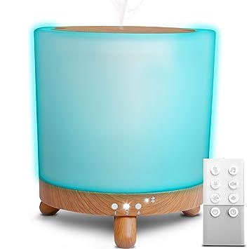 Amazoncom Sharper Image Essential Oil Aromatherapy Glass Diffuser