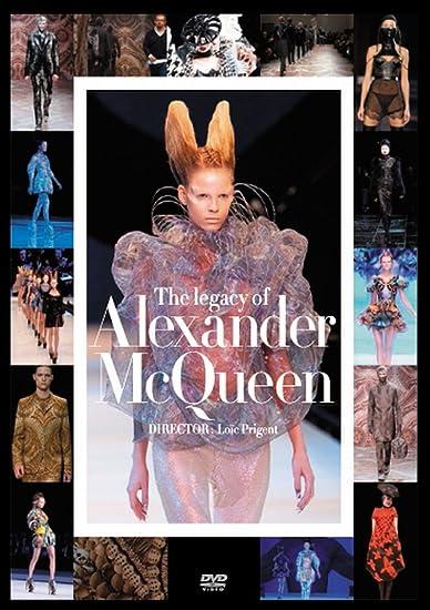 Documentary - The Legacy Of Alexander Mcqueen [Japan DVD] PCBP-52392