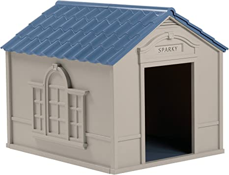 Dog House Handcrafted Small Dog Water /& Food Dollhouse Miniature