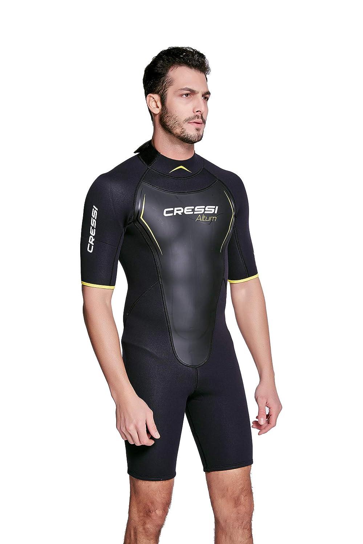 Cressi Altum Man 3mm Shorty Wetsuit Traje Monoshort sin Capucha en ...