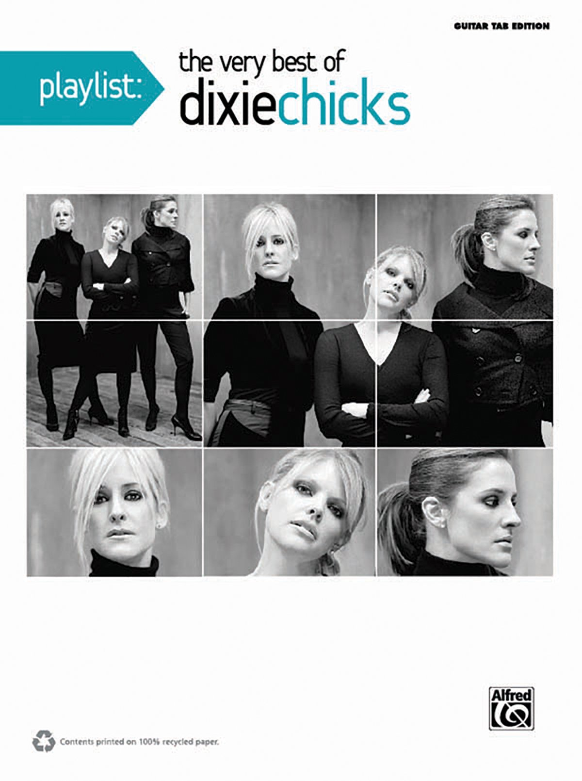 Amazon Playlist The Very Best Of Dixie Chicks Guitar Tab