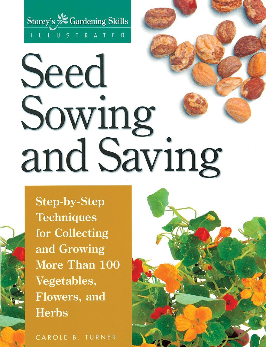 Seed Sowing And Saving Step By Step Techniques For Collecting And