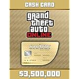 Grand Theft Auto V:  Whale Shark Cash Card -...