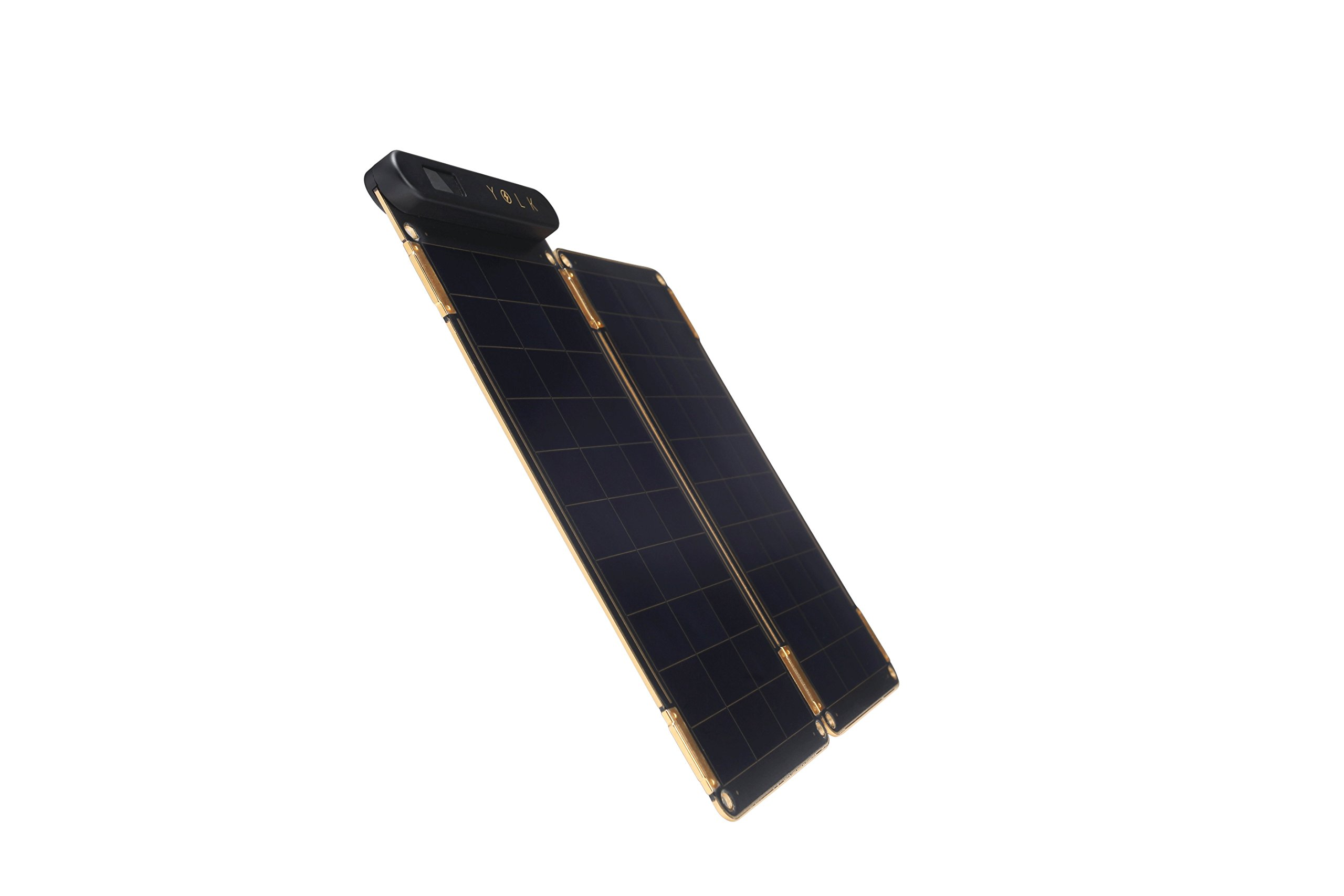 Solar Paper + Pouch, Paper-thin and Light Portable Solar Charger with Ultra-High-Efficiency (5W) by YOLK (Image #8)