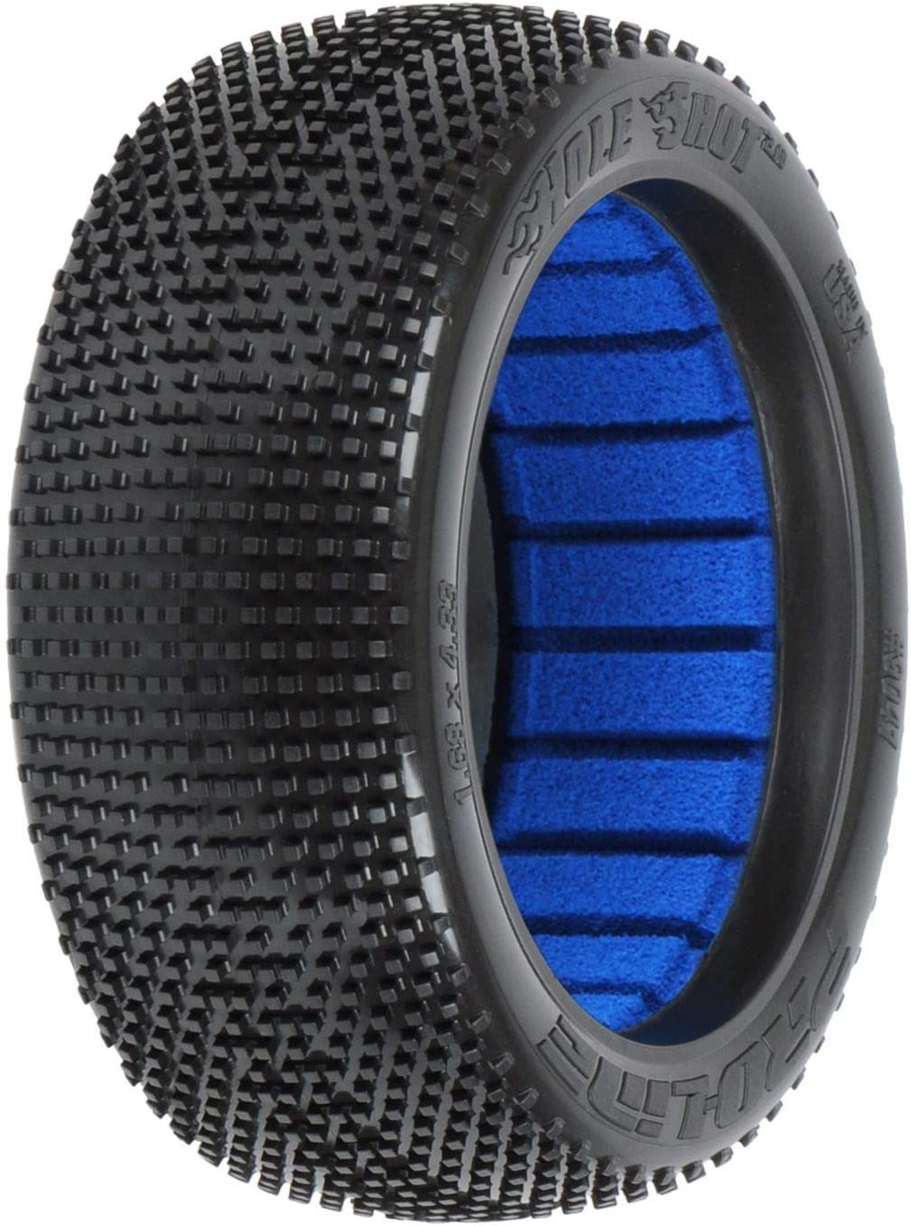 Pro-line Racing 1//8 Hole Shot 2.0 S3 Soft Off-Road Tire Buggy 2 PRO9041203