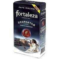 Café Fortaleza - Café Molido, Sabor Despertar, Especial Desayuno, Variedades Arábicas, Compatible con Cafeteras…