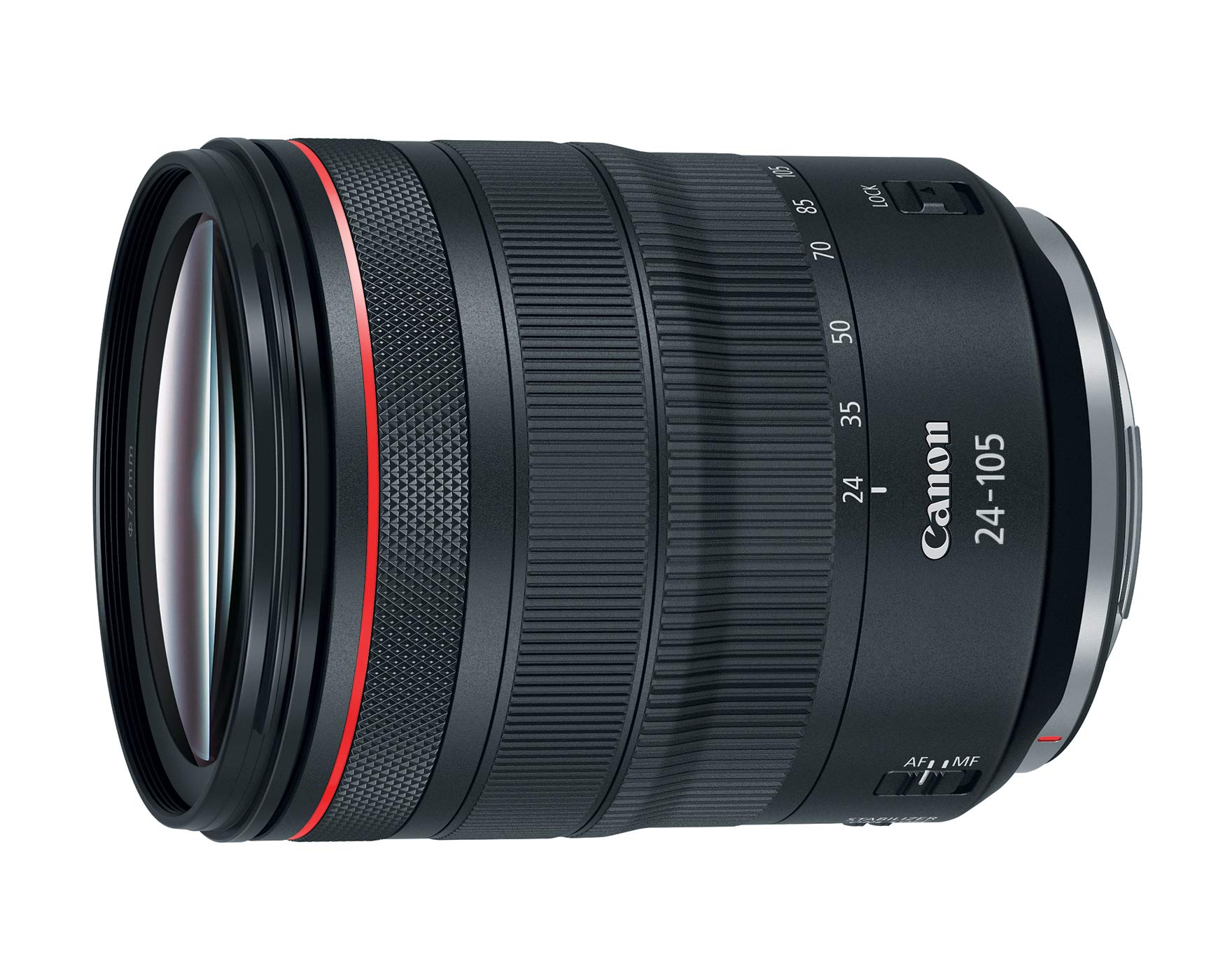 Canon RF 24-105mm f/4L is USM Lens by Canon