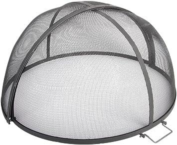 Funkenschutz-Gitter für FeuerschalenØ 600mm