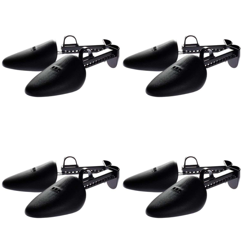 HIMRY Shoe Tree Adjustable Premium Shoe Shaper UK 6-12 or Men Plastic Shoe Stretcher Shoe Stratcher for Women KXB6003 Available in mulitple colors and combinations UK 2-8.5