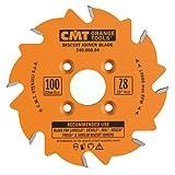 CMT 240.008.04 Lama Circolare per Incastri, Arancio