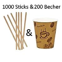 1-PACK plock Becher_