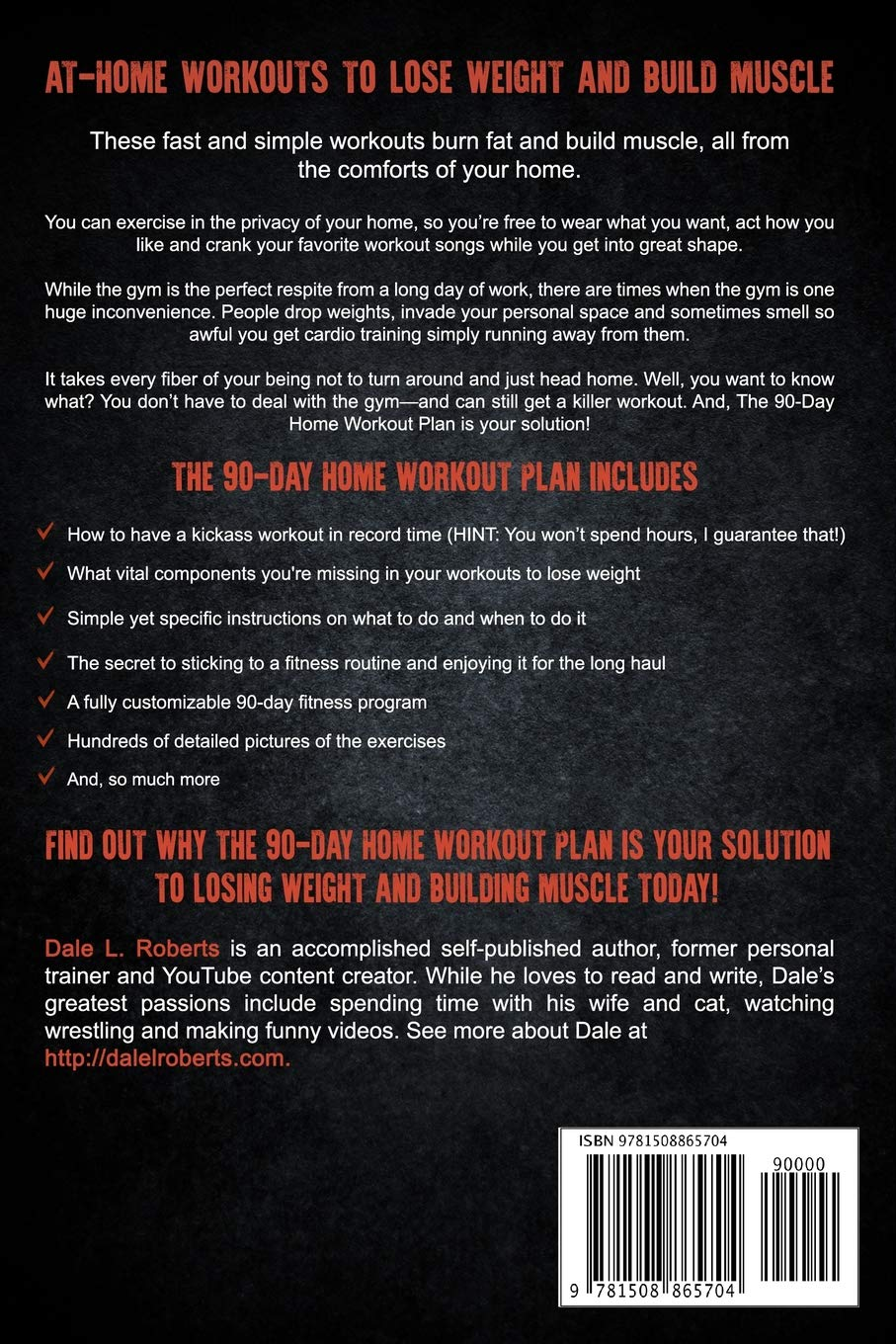 The 90 Day Home Workout Plan A Total Body Fitness Program For