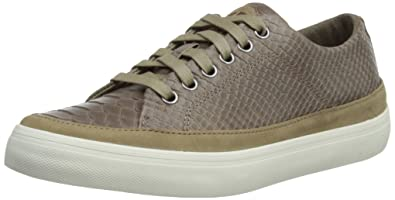 f538c4410a1f Fitflop Womens Super T - Snake Low-Top Trainers 323-240 Bungee Cord ...