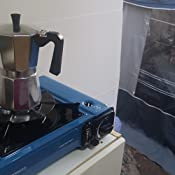 Menajes Utilar Rejilla Soporte Reductor Cafetera de 16,5cm: Amazon ...