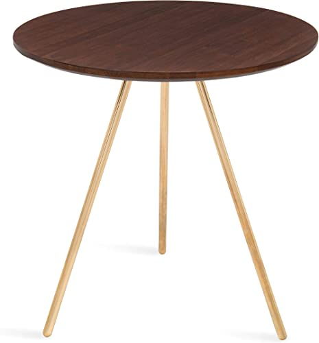 Kate and Laurel Rohm Modern Side Accent Table