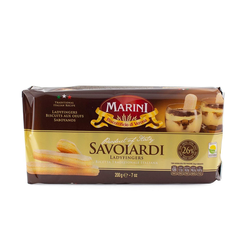 Galletas Marini Savoiardi Italian Ladyfingers ...