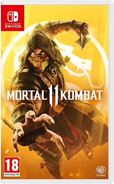 Mortal Kombat 11 - Nintendo Switch [Importación inglesa]: Amazon ...
