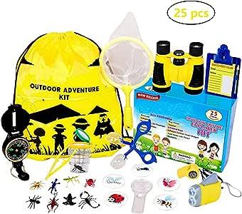 amazon com kid explorer kit bug catching with kids
