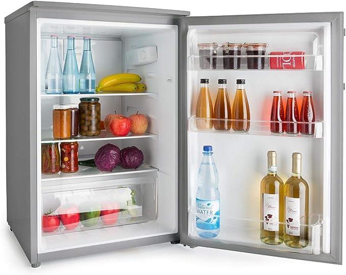 Klarstein Springfield Eco - A+++, 124L, Nevera, Refrigerador de ...
