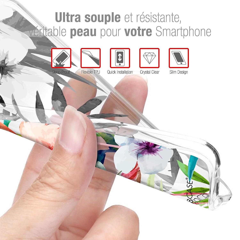 Crystal Gel Motif HD Collection Autumn 16 Design Tree - Souple - Ultra Fin - Imprim/é en France Caseink Coque pour ASUS Zenfone 4 Max ZC520KL 5.2 Housse Etui