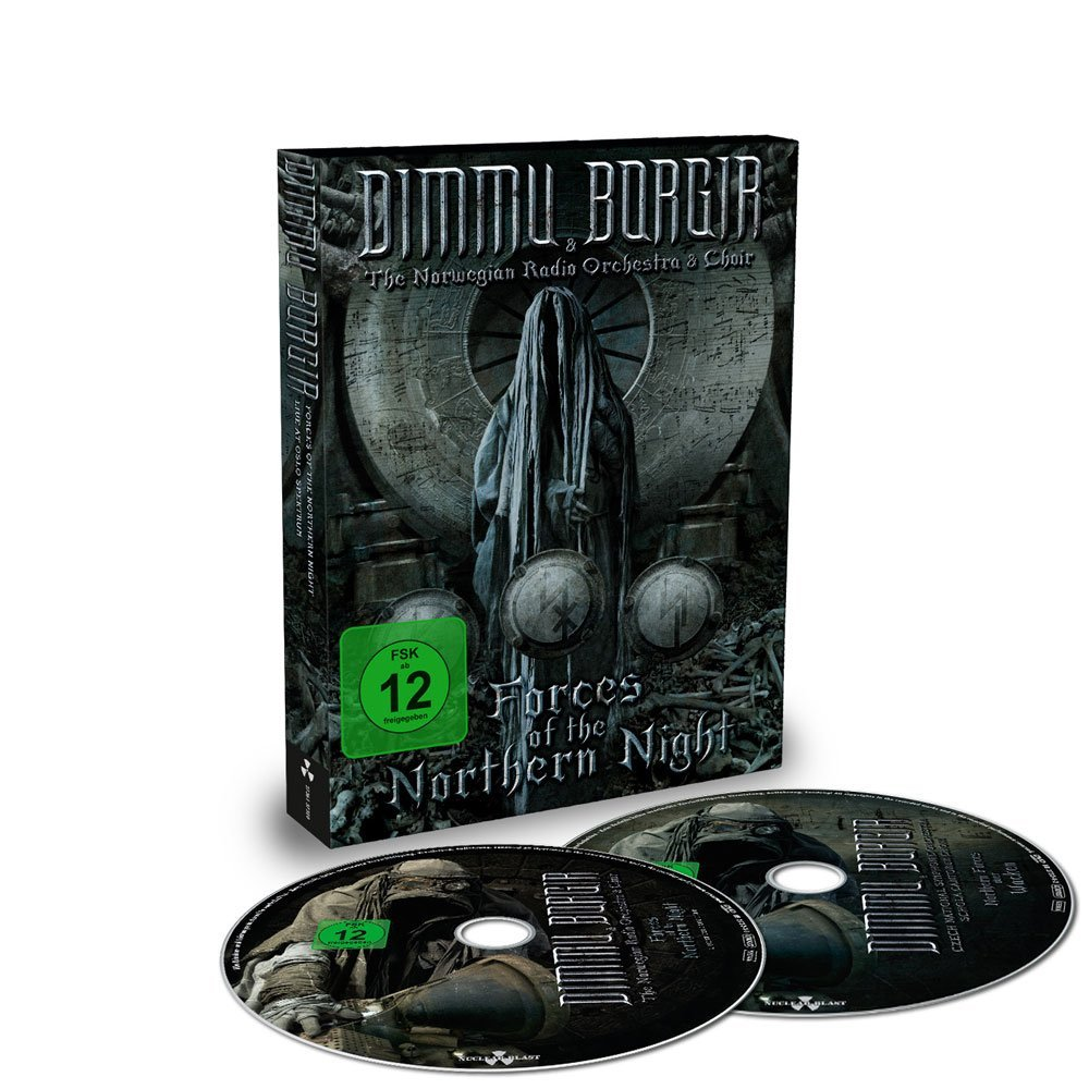Dimmu Borgir: Forces Of The Northern Night [No USA] (Italy - Import)