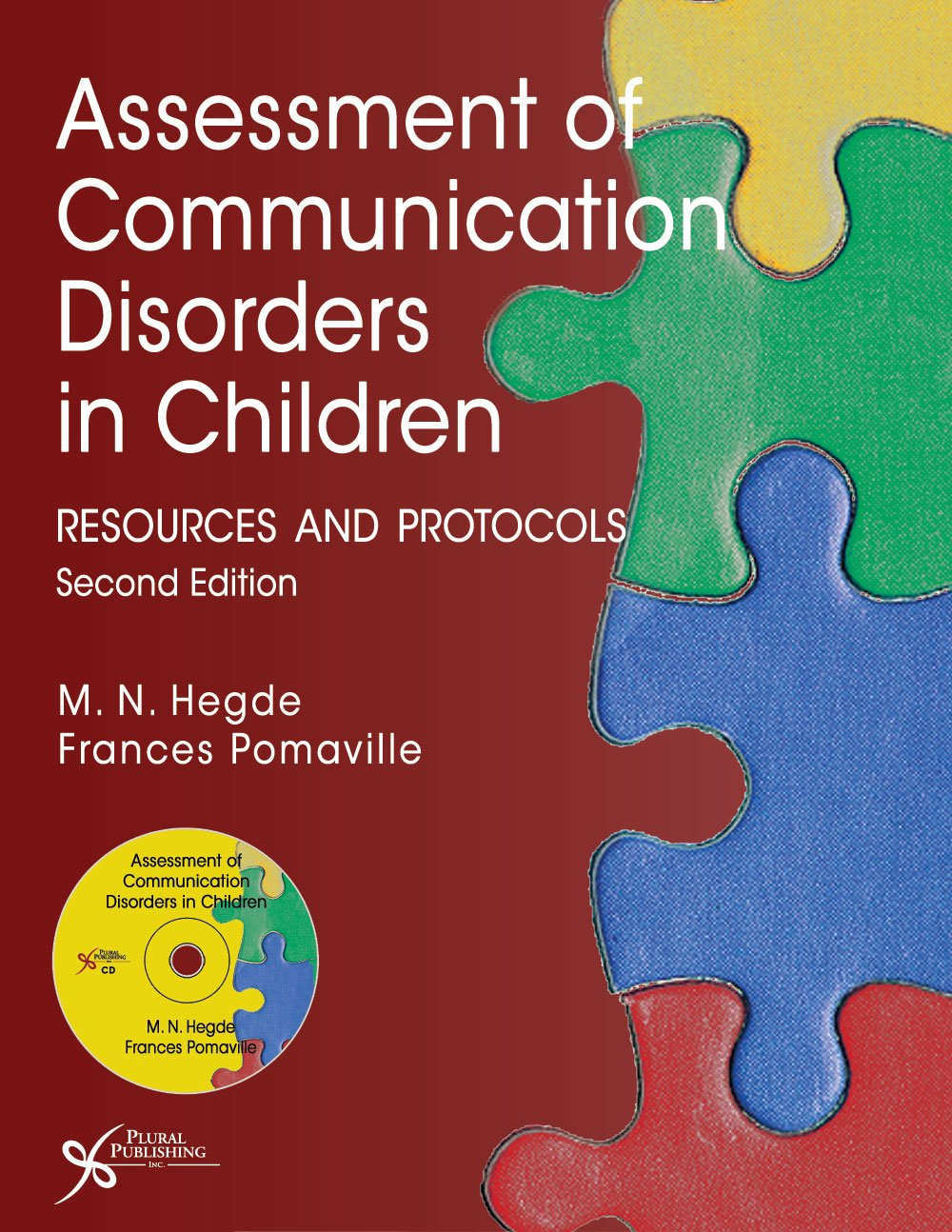 Assessment of Communication Disorders in Children: Resources and ...