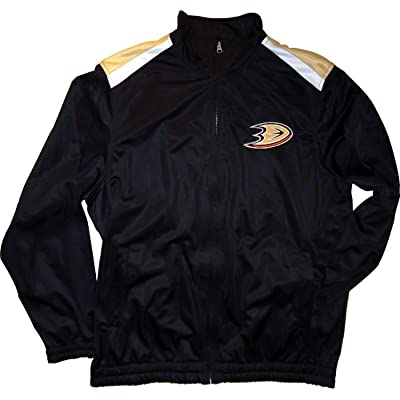 Anaheim Ducks Men's NHL Full Zip Track Jacket