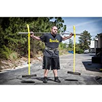 Spud Inc. Swing Set Straps - Yellow - Yoke Training Exercises