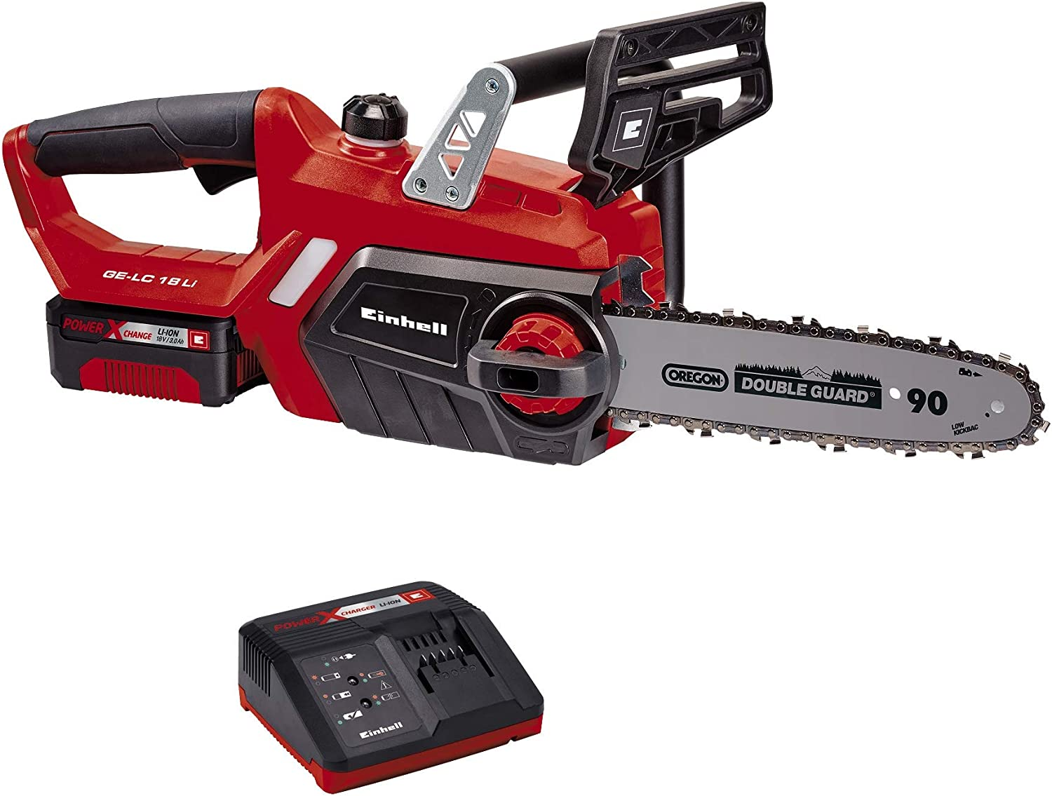 Einhell GE-LC 18 Li Kit Power X-Change Cordless Chainsaw