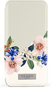 Ted Baker Fashion Branded Premium Mirror Case for iPhone 11 Pro - MARINAA